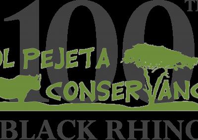 OlPejeta_100thBlackRhino_Logo